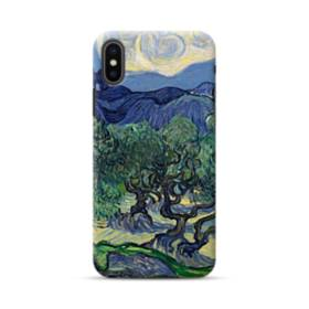 Van Gogh The Olive Trees iPhone XS Max Case