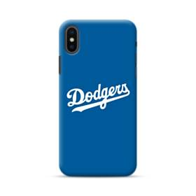 Los Angeles Dodgers Logo iPhone XS Max Case
