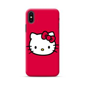 Hello Kitty Red iPhone XS Max Case