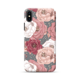 Love Flowers iPhone XS Max Case