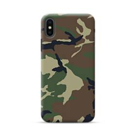 British Camo Camouflage iPhone XS Max Case