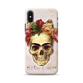 Frida Kahlo Rose Skull iPhone XS Max Case