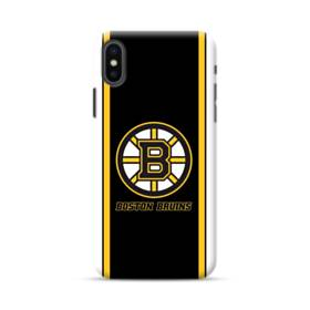 Boston Bruins iPhone XS Max Case
