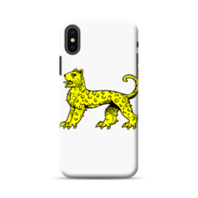Tiger Clipart iPhone XS Max Case