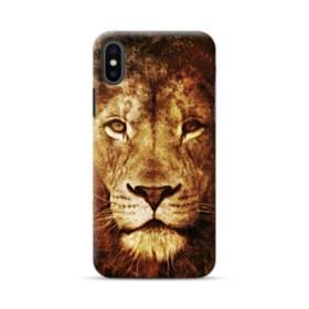 Lion iPhone XS Max Case