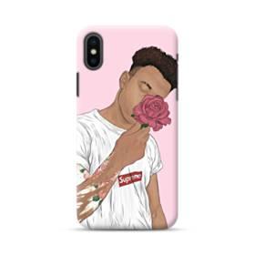 Rose Supreme Boy iPhone XS Max Case