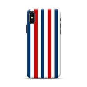 Stripes Pattern iPhone XS Max Case