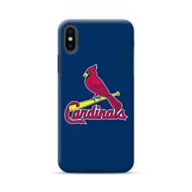 St Louis Cardinals Logo iPhone XS Max Case