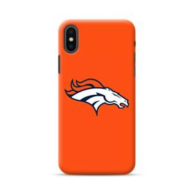 Denver Broncos Logo iPhone XS Max Case
