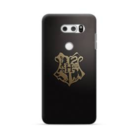 Hogwarts Crest With Quote LG V30 Case