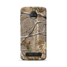 Realtree Timberland Moto Z2 Force Case