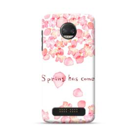 Spring Has Come Moto Z2 Force Case