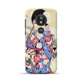 Japanese Girl Motorola Moto E5 Play Case