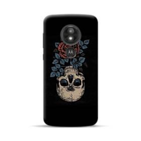 Rose And Skull Motorola Moto E5 Play Case