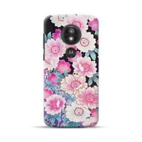 Japanese Flower Motorola Moto E5 Play Case