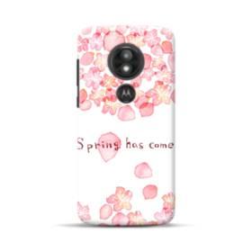 Spring Has Come Motorola Moto E5 Play Case