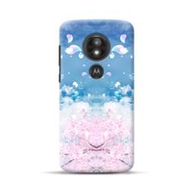 Sakura Petal Motorola Moto E5 Play Case