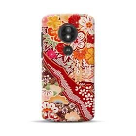 Vintage Flower Motorola Moto E5 Play Case