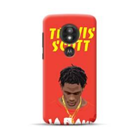 Travis Scott Poster Motorola Moto E5 Play Case