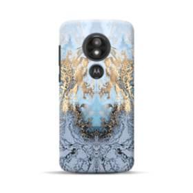 Texture With Gold Motorola Moto E5 Play Case
