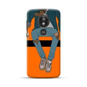 Rodeo Illustration Motorola Moto E5 Play Case