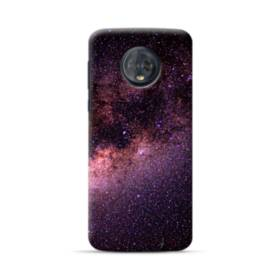 Milky Way Galaxy Motorola Moto G6 Plus Case