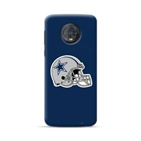 Dallas Cowboys Helmet Motorola Moto G6 Plus Case