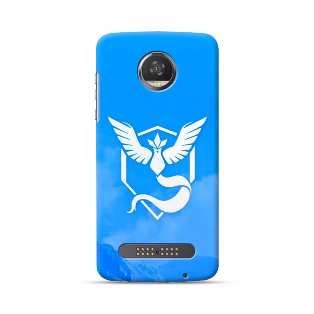 Team Mystic Blue Xiaomi Mi A2 Lite Case