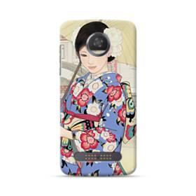 Japanese Girl Motorola Moto Z3 Case
