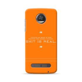 My Mind Is Like Hermes Factory Motorola Moto Z3 Case