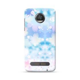 Sakura Aurora Motorola Moto Z3 Case