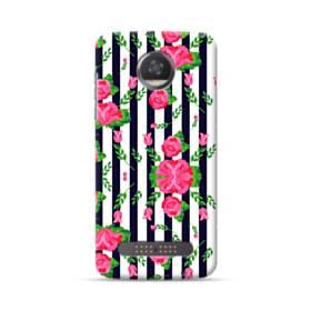 Roses Drawing Motorola Moto Z3 Case