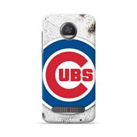 Chicago Cubs Baseball Motorola Moto Z3 Case