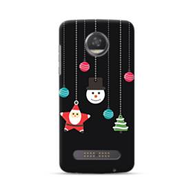 Christmas Deco Motorola Moto Z3 Case
