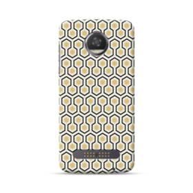 Hicks Hexagon Motorola Moto Z3 Case