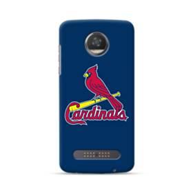 St Louis Cardinals Logo Motorola Moto Z3 Case
