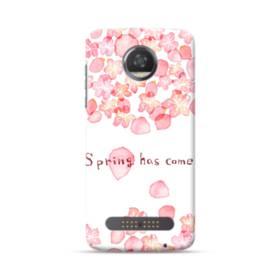 Spring Has Come Moto Z3 Play Case