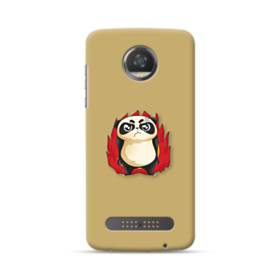 Angry Panda Moto Z3 Play Case