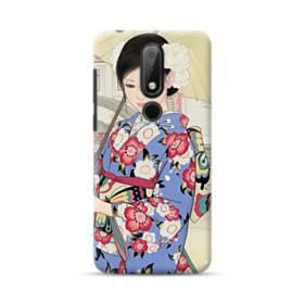 Japanese Girl Nokia 6.1 Plus Case