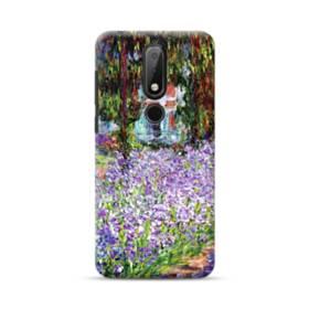 Claude Monet Garden At Giverny Nokia 6.1 Plus Case