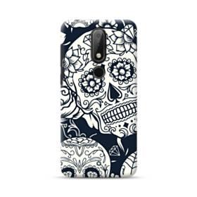 Sugar Skulls Nokia 6.1 Plus Case