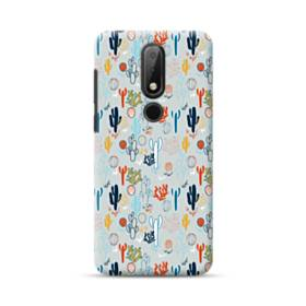 Drawing Forrest Nokia 6.1 Plus Case