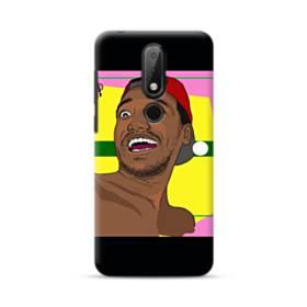 Illustration Hello Fashion Nokia 6.1 Plus Case