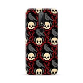 Skulls And Birds Nokia 6.1 Plus Case