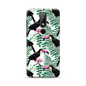 Garden Toucan Nokia 6.1 Plus Case