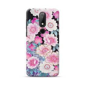 Japanese Flower Nokia 6.1 Plus Case