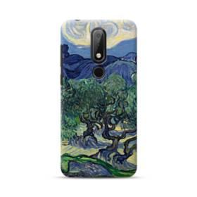 Van Gogh The Olive Trees Nokia 6.1 Plus Case