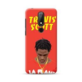 Travis Scott Poster Nokia 6.1 Plus Case