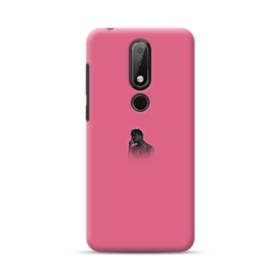 Travis Scott Illustration Nokia 6.1 Plus Case