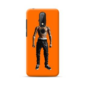 Rodeo Action Figure Nokia 6.1 Plus Case